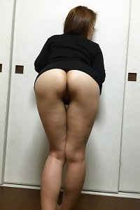 Horny married girl of Japan